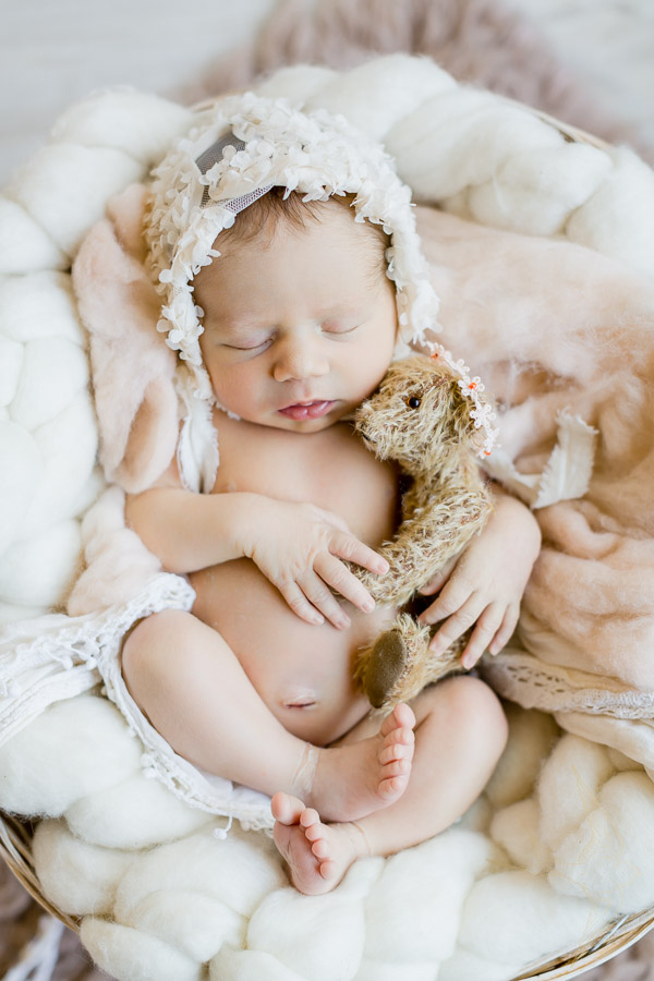 Grace Studios styled Newborn shoot